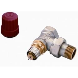 Zawór termostatyczny RA-N 15 kątowy