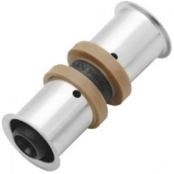 Łącznik KAN-therm PRESS PPSU z pierścieniem zaprasowywanym 20x20