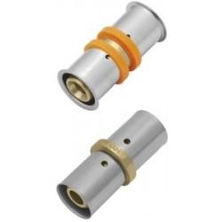 Łącznik KAN-therm PRESS z pierścieniem zaprasowywanym 40x40