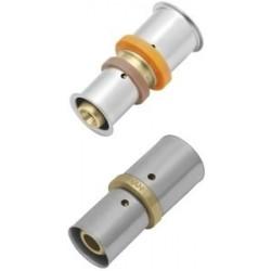 Łącznik redukcyjny KAN-therm PRESS z pierścieniem zaprasowywanym 32x16