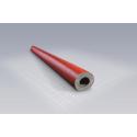 IZO-28/6-PE Otulina IZO-MAX z czerwoną folia (2 m)