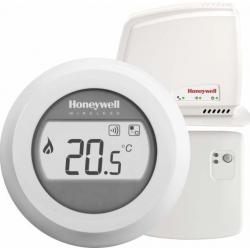 Pakiet sterujący Honeywell Round (termostat+moduł BDR91+bramka RFT100)