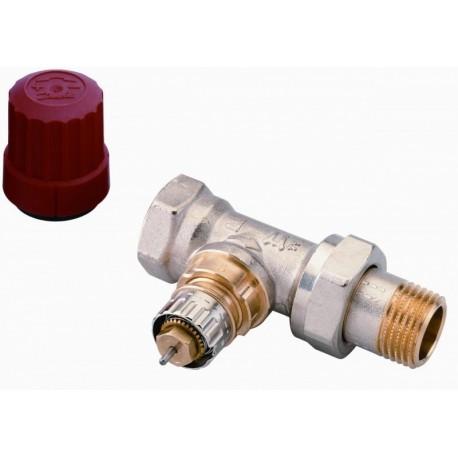 Zawór termostatyczny RA-N 20 prosty
