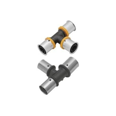 Trójnik KAN-therm PRESS PPSU z pierścieniem zaprasowywanym 20x16x16