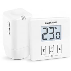 Auraton 200TRA Regulator temperatury dobowy bezprzewodowy z głowicą