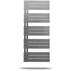 Grzejnik łazienkowy Elato H1130 L450, 528W, biały RAL9016