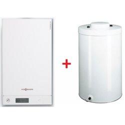 Zestaw Viessmann VITODENS 100-W 19 kW + Vitocell 100-W (100 Litrów)