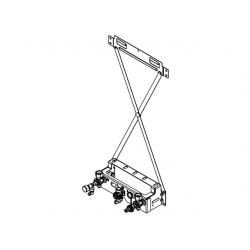 Urządzenie pomocnicze do montażu natynkowego Viessmann ZK02542