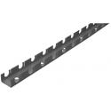 Listwa Rail do mocowania rur 16 (2m) Kan-Therm